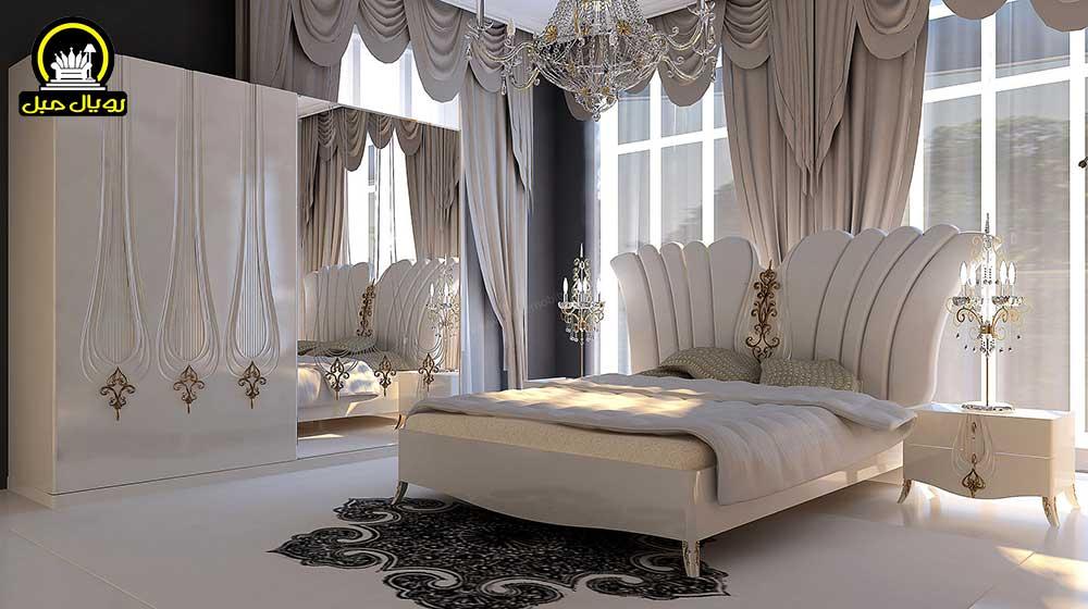bedroom 13 - مدل تخت خواب دو نفره و چیدمان اتاق خواب